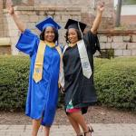 Mother, daughter graduate from college same day