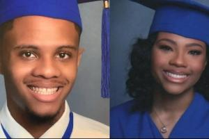 Philadelphia twins graduate at top of class, Share story
