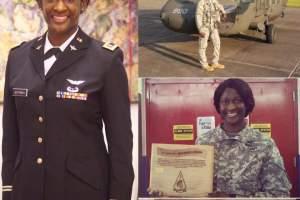 Meet Jefferies, the First African-American Female Hawk Pilot