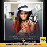 Niyola - GO ON! (prod. by Shizzi)