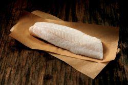 Raw Alaska Cod Loin