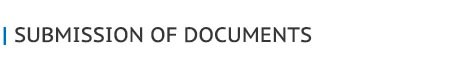 submission of documents_label