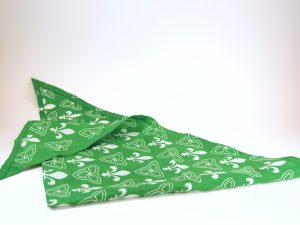 Bandana Franco ontarien vert