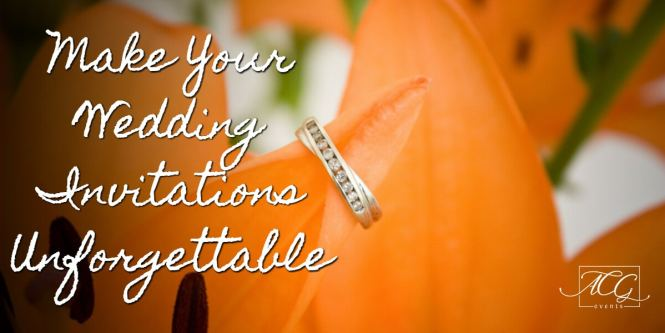 Wedding Invitations Unforgettable