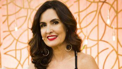 Photo of Fátima Bernardes posa para revista com bumbum à mostra