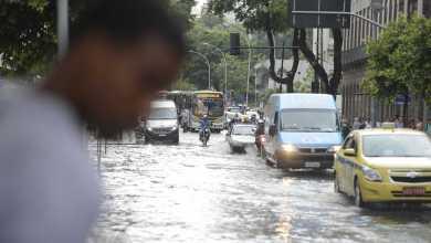 Photo of Rio de Janeiro é atingido por chuva forte e entra em estado de atenção