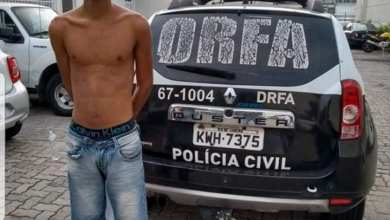 Photo of POLÍCIA PRENDE ALIADO DO TRAFICANTE 3N EM BAIRRO NA ZONA OESTE