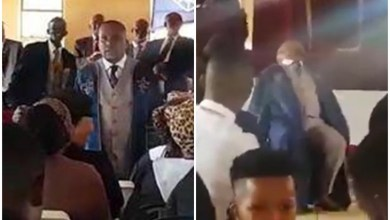 Photo of Pastor  morre enquanto pregava dentro de sua igreja; vídeo