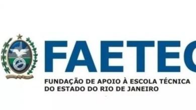 Photo of FAETEC ABRE 29.371 VAGAS PARA CURSOS PROFISSIONALIZANTES TOTALMENTE GRATUITOS – RIO DE JANEIRO – INSCRIÇÕES ATÉ O DIA 26/01