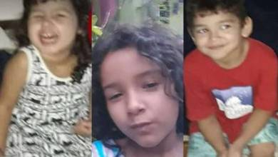 Photo of crianças mortas num incêndio em Paraty são enterradas na mesma cova