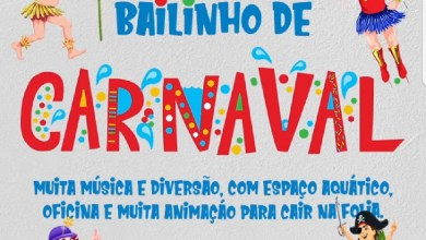 Photo of Bailinho de carnaval do Park Shopping em Campo Grande