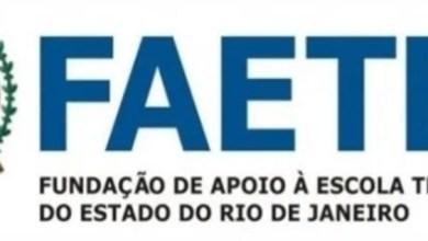 Photo of FAETEC ABRE 1.420 VAGAS PARA CURSOS PROFISSIONALIZANTES TOTALMENTE GRATUITOS – RIO DE JANEIRO