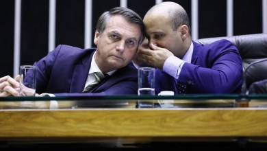 Photo of Líder do governo na Câmara, deputado Major Vitor Hugo é cotado para o MEC