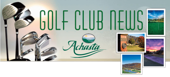 Achasta Hole in One Club
