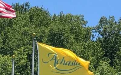 New Achasta Flag