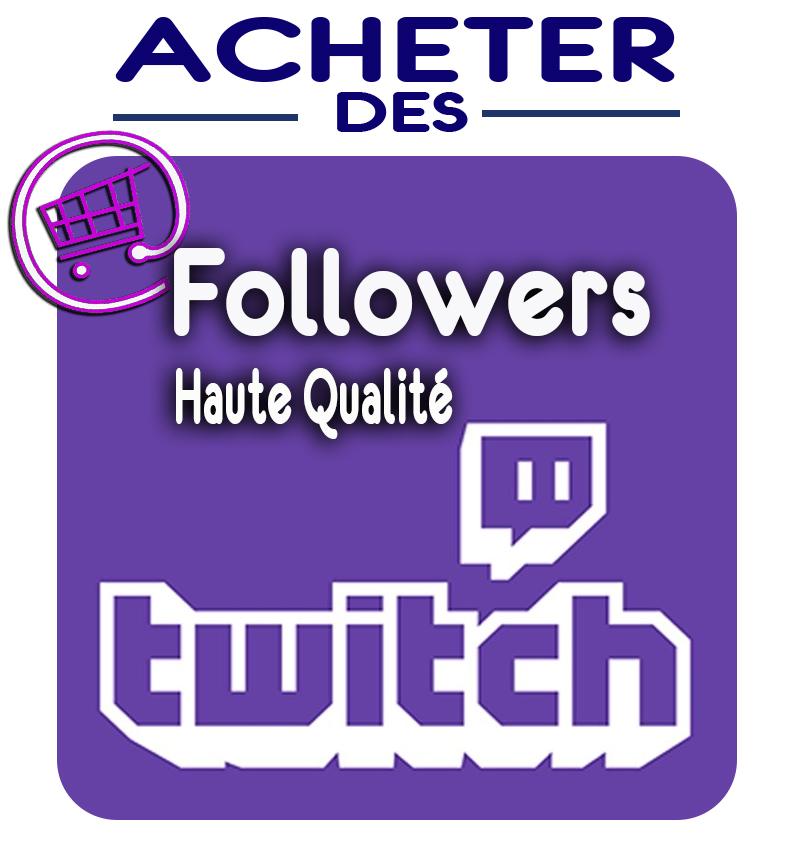 Followers Twitch