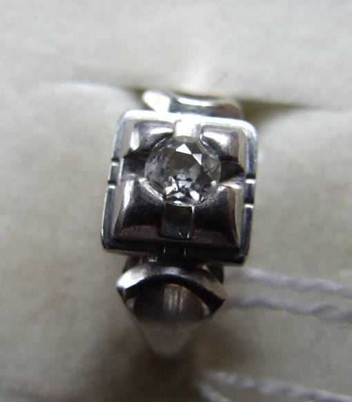 bague or blanc diamant belgique