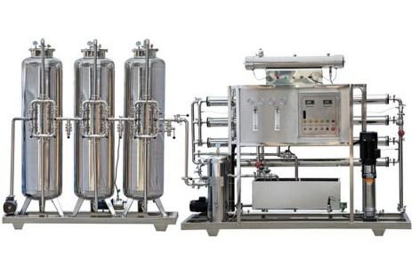 traitement d'eau par osmose inverse