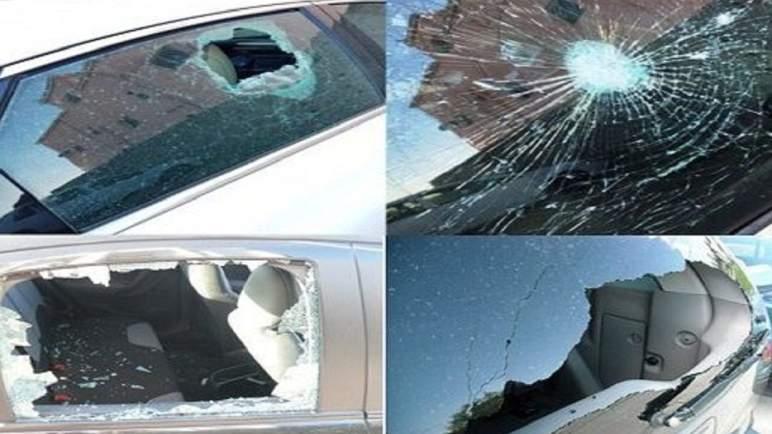 """تخريب عدة سيارات بحي """"كوبا"""" بالبيضا يحر 7 للتحقيق بينهم امرأة"""