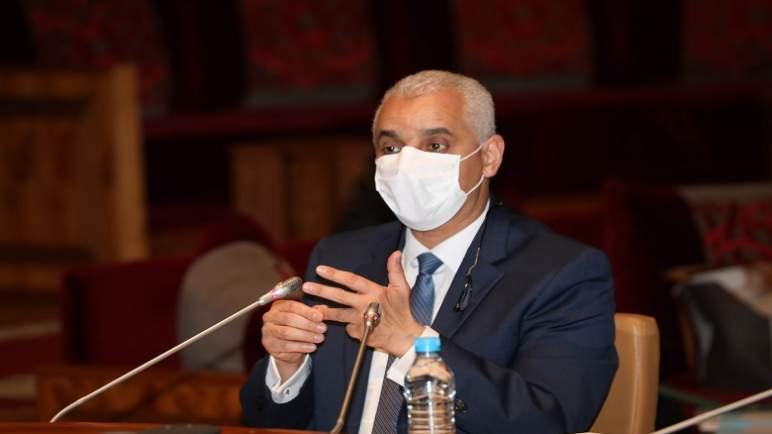 هذا ما جاء في إفادة آيت الطالب بالمجلس الحكومي حول تطور الوضعية الوبائية بالمغرب