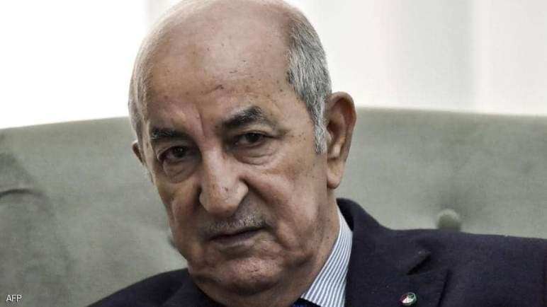 نقل رئيس الجزائر عبد المجيد تبون إلى ألمانيا لإجراء فحوصات طبية