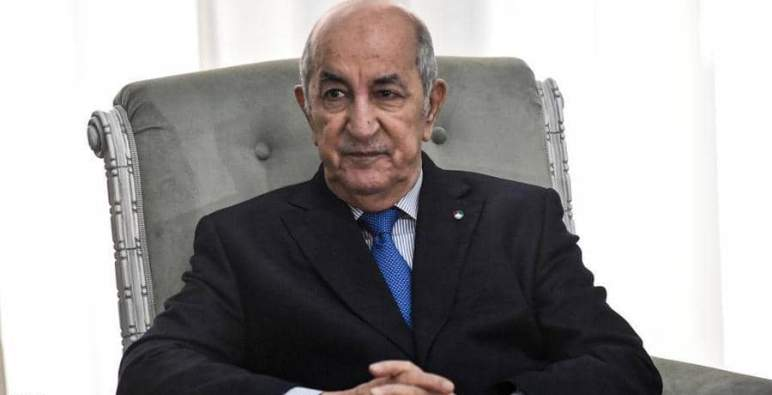 """(كورونا) يقتحم الرئاسة الجزائرية.. وتبون يدخل في """"حجر صحي"""""""