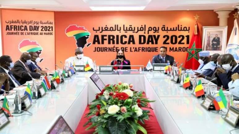 إفريقيا بعد كوفيد.. بوشارب تؤكد على ضرورة تعزيز تعاون مبتكر