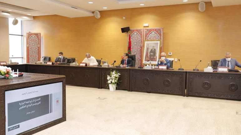 العثماني يترأس الاجتماع الرابع للجنة بين الوزارية لتتبع وتيسير تنزيل البرنامج الحكومي