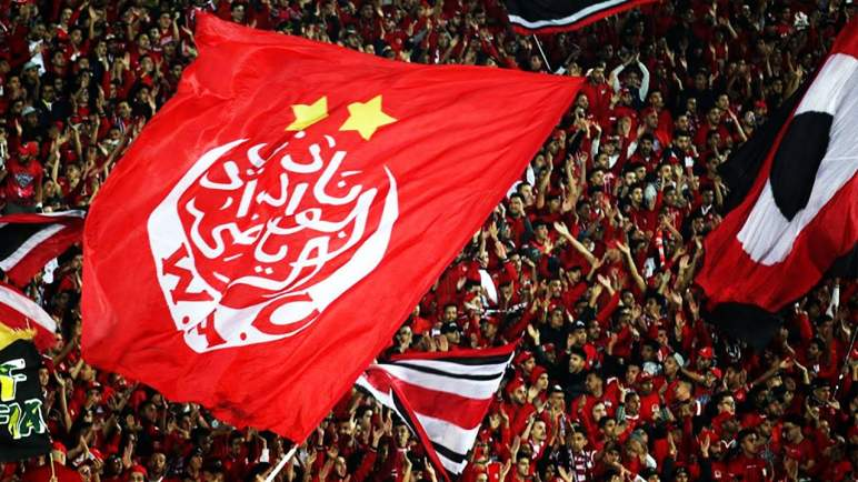 """""""الكاف"""" توافق على حضور 5000 مشجع في ذهاب نصف نهائي دوري الأبطال بين الوداد وكايزر تشيفز بالبيضاء"""