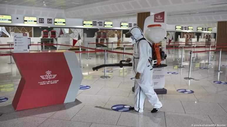 استئناف الرحلات الجوية من وإلى المملكة ابتداء من هذا التاريخ