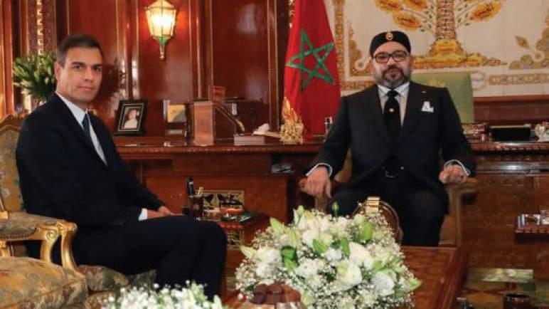 صحيفة إسبانية: أمر ملكي بالتحضير لزيارة سانشيز للمغرب في الأسابيع المقبلة