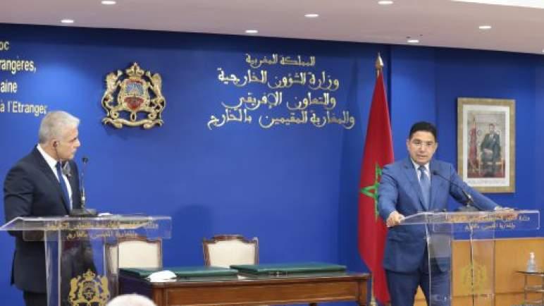 بوريطة: زيارة وزير الخارجية الإسرائيلي إلى المغرب ترجمة لالتزام مشترك للمضي قدما في تكريس العلاقات الثنائية