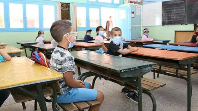 الدخول المدرسي سيتم وفق أنماط تربوية تراعي تطور الوضعية الوبائية والتقدم في تحقيق المناعة الجماعية