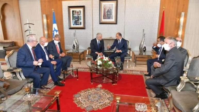 وزير خارجية إسرائيل يحل بالمغرب