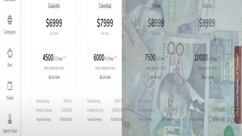 trafficbuck.com موقع إلكتروني نصب على مستثمرين من دول عدة من بينها المغرب بمبلغ مالي يناهز نصف مليون دولار