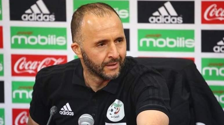 مدرب المنتخب الجزائري: الأزمة السياسية مع المغرب لن تؤثر على مباراتنا مع بوركينافاسو بمراكش