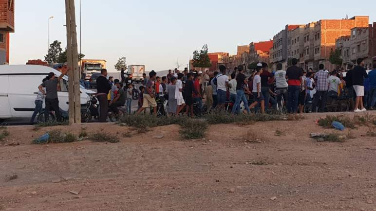 سرعة تحرك والي الشرق توئد في المهد مواجهات دموية بين مغاربة وأفارقة بوجدة كادت تنتهي بمأساة