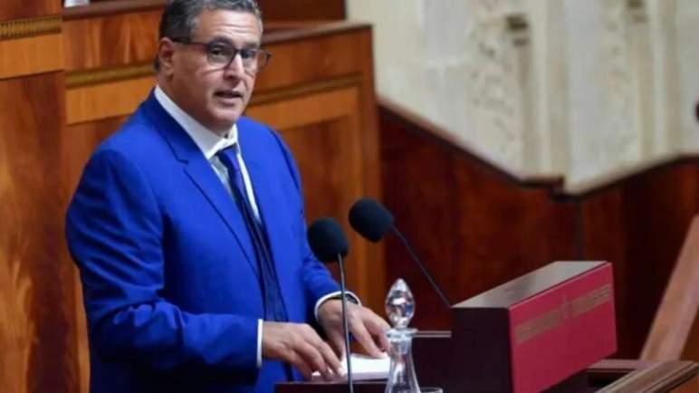 حكومة أخنوش تحوز رسميا على ثقة مجلس النواب