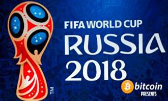 Payez en BITCOIN vos billets pour la COUPE DU MONDE FIFA 2018 !