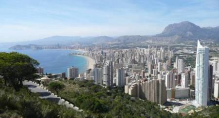 appartement en Espagne