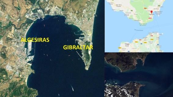 Algésiras acheter immobilier en Espagne Baie d'Algesiras