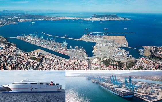 Algésiras acheter immobilier en Espagne port