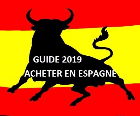 Guide immobilier 2019 acheter en espagne