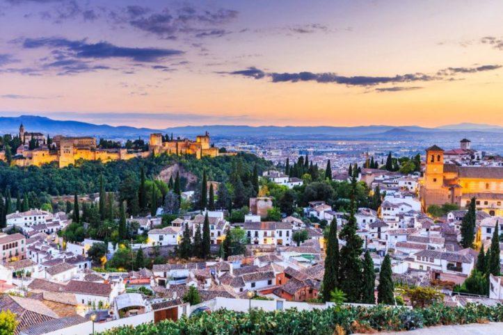 Alhambra Grenade acheter immobilier en Espagne