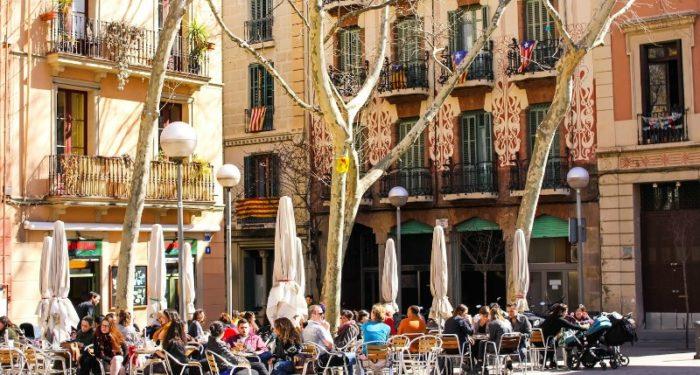 Quartiers branchés de Barcelone Vila de Gracia acheter immobilier en Espagne 2
