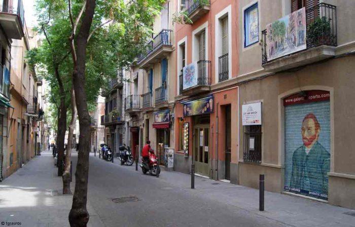 Quartiers branchés de Barcelone Vila de Gracia acheter immobilier en Espagne 4