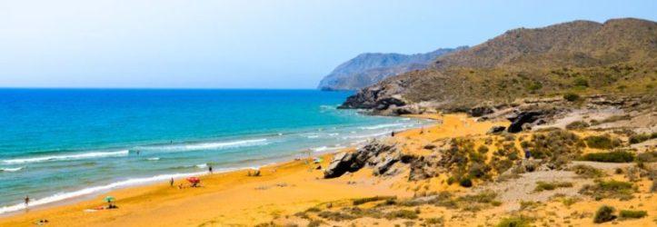 Playa Calblanque - Carthagène - Murcie acheter immobilier Espagne