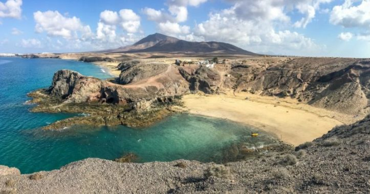 Playa Papagayo - Lanzarote – Îles Canaries acheter immobilier Espagne