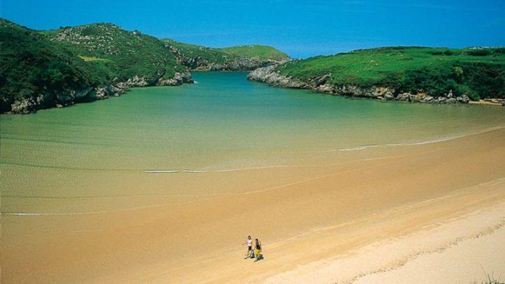 Playa de Poo - Llanes - Asturies acheter immobilier Espagne
