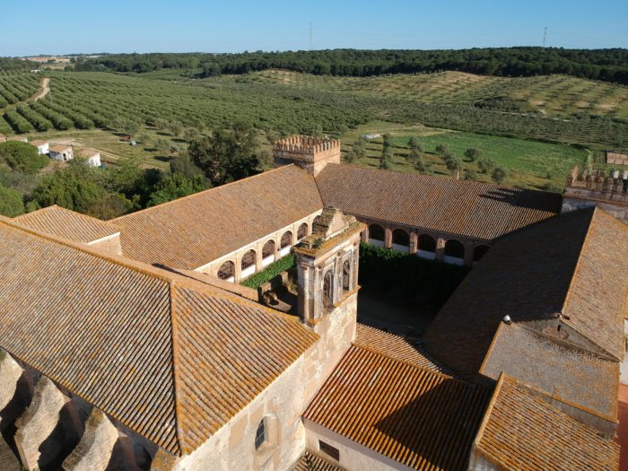 Monastere Seville Andalousie Acheter Immobilier Espagne